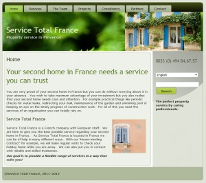 Service Total France